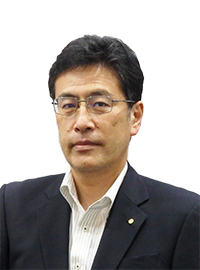 会長 長谷 浩克